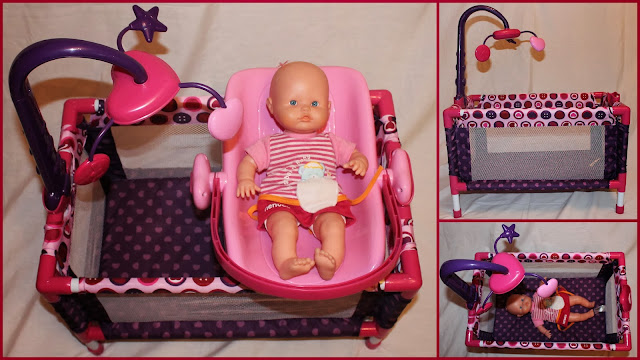 Hauck Heart 2 Heart Baby Doll Set  Thrifty Nifty Mommy