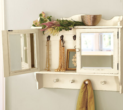 The Delightful Find Pottery Barn Display And Storage Finds