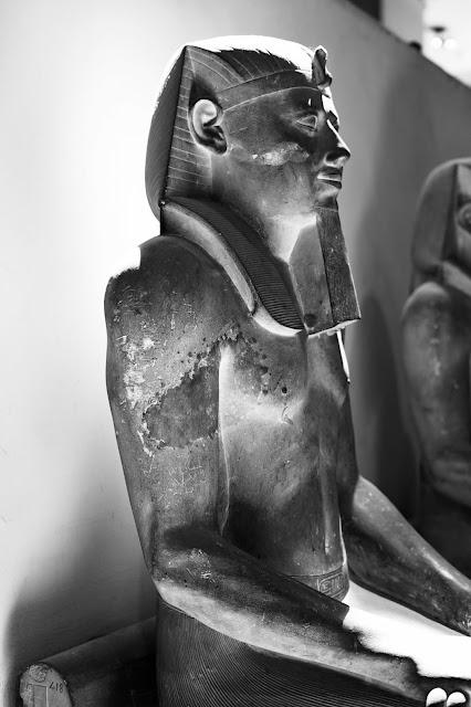 Λεπτομέρειες από το Μουσείο του Καΐρου, λίγο πριν κλείσει οριστικά