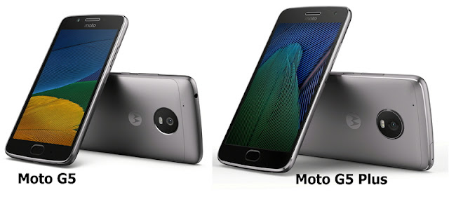 Premium for All: Meet the new #Moto G5 and Moto G5 Plus