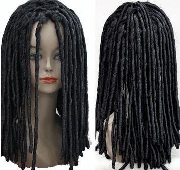 Model Rambut Dreadlocks atau Gimbal
