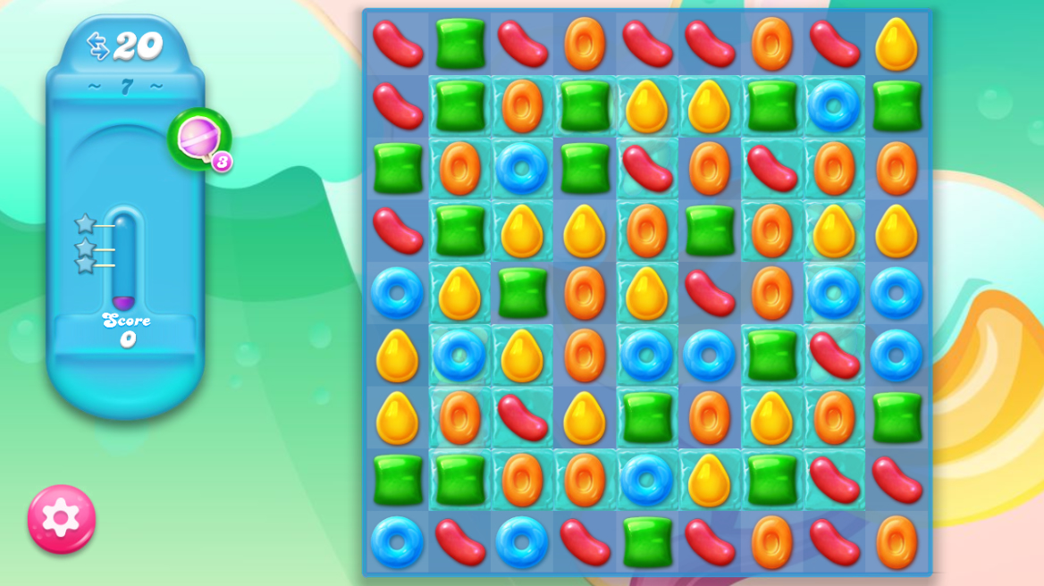 Candy Crush Jelly Saga 7