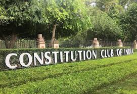 constitution-club-of-india-is-not-a-body-of-parliament