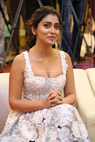 Shriya Sharan in Gorgeous Sleeveless Glittering short dress at Paisa Vasool audio success meet ~  Exclusive Celebrities Galleries 043.JPG