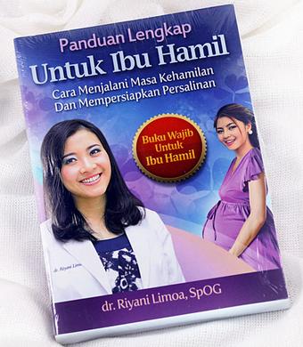 Buku Tips Panduan Ibu Hamil dr. Riyani Limoa SpOG