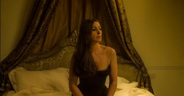 007 TRAVELERS: Lucia Sciarra (Monica Bellucci) Is The Most