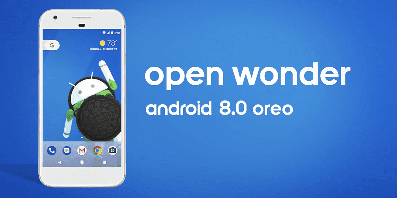 android 8.0 oreo open wonder