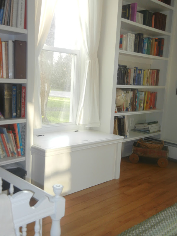 Window Seat Library: Mary Haseltine