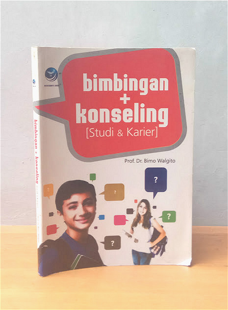 BIMBINGAN + KONSELING, Prof. Dr. Bimo Walgito
