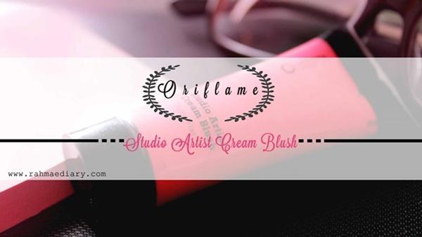 oriflame cream blush