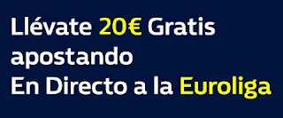 william hill promocion euroliga 24-25 abril