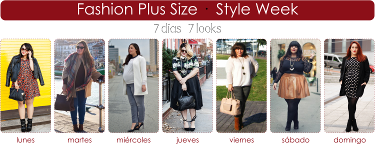 Fashion Plus Size · Style Week