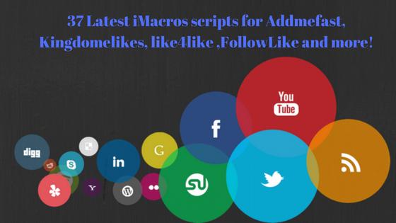 Imacros Scripts