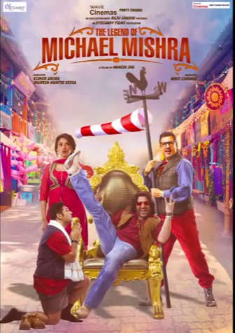 full cast and crew of bollywood movie The Legend of Michael Mishra 2016 wiki, Arshad Warsi, Aditi Rao Hydari and Boman Irani story, release date, Actress name poster, trailer, Photos, Wallapper