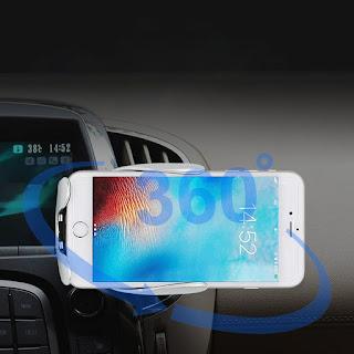 caricatore auto wireless  morsetto automatico s5 iphone