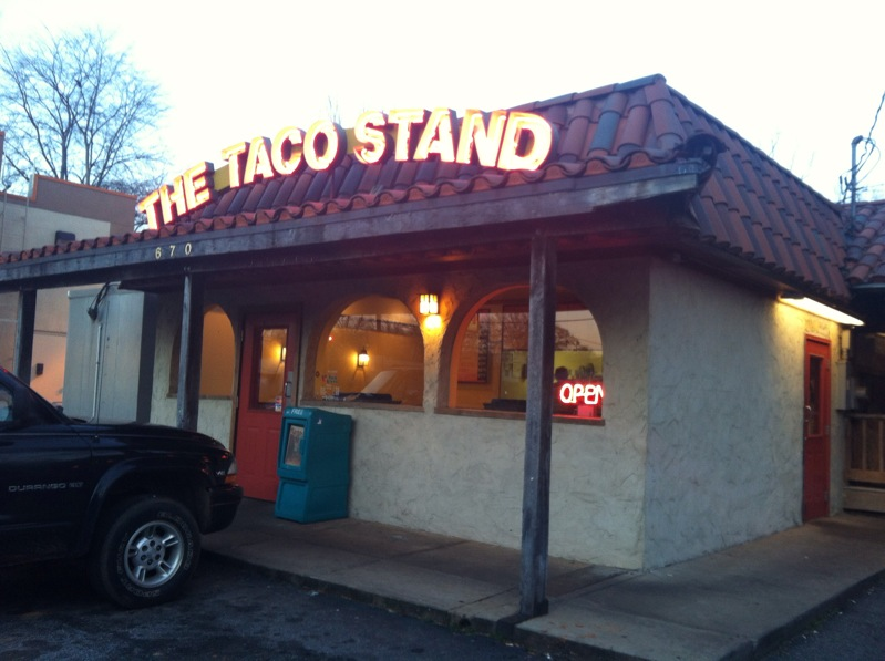 Review The Taco Stand Athens Ga Bella Vivere Live A