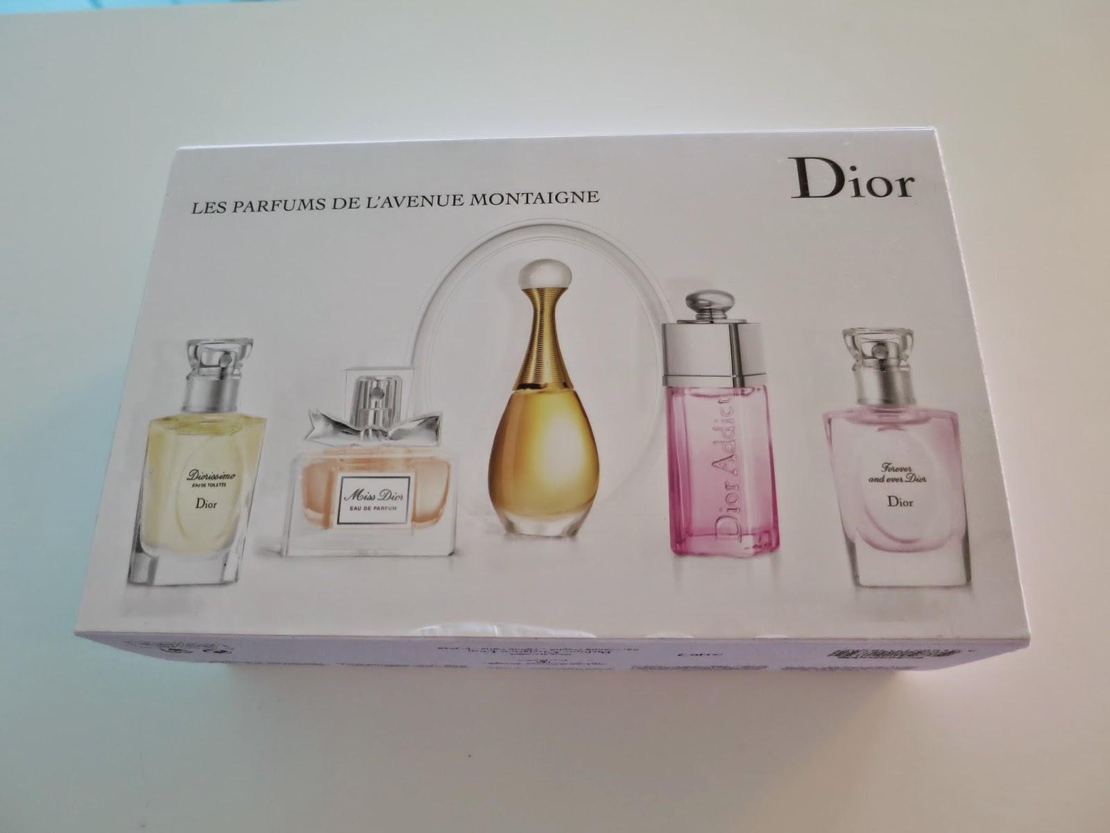 Missemilywood Review Dior Les Parfums De Lavenue Montaigne