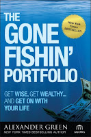 the cover of the book of 'The gone fishin' portfolio' by Alexander Green
