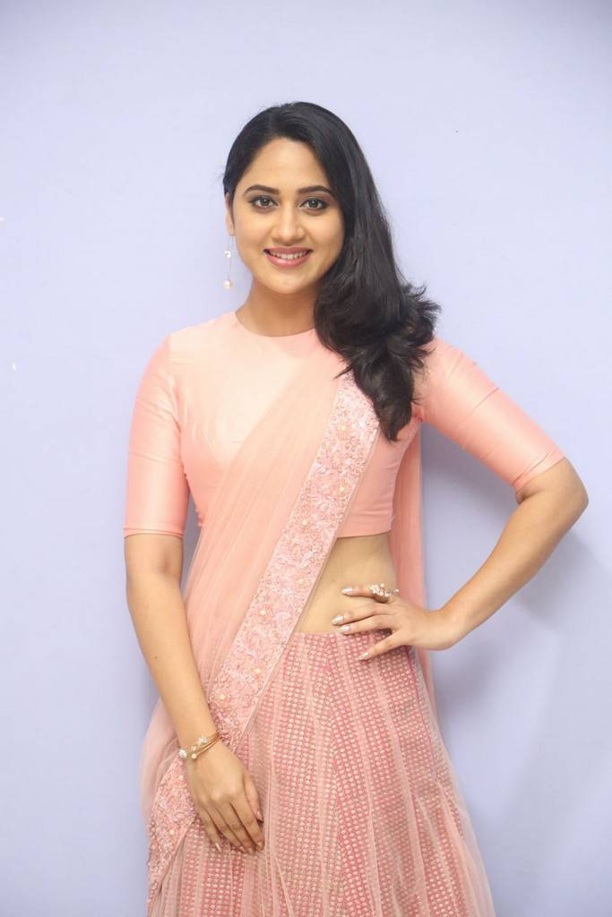 Miya George At Pelliroju Movie Audio Launch Event Gallery