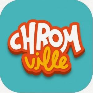 [App Spotlight] 每個人都可以打造3D擴增實境,Chromville讓畫作動起來 數位時代