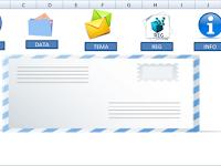 Aplikasi Cetak Amplop Surat Sekolah Format Excel