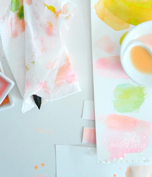 inspiration  - creativity - créativité - bohème circus  -  colors - couleurs