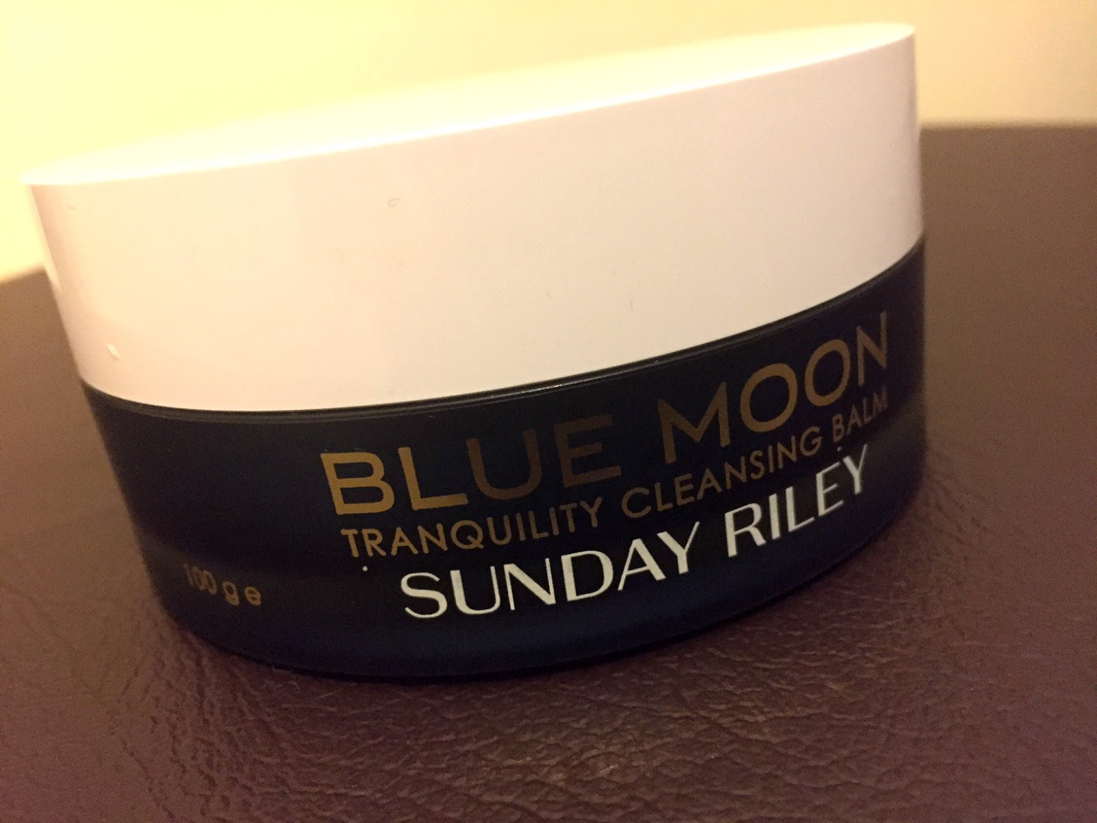 Sunday Riley Tranquillity Cleansing Balm