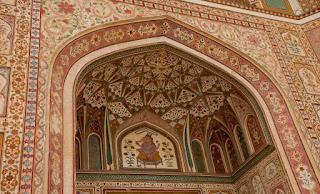 El Fuerte de Amber en Jaipur