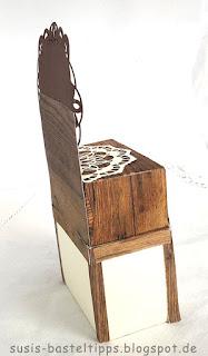 Schminktisch diy schachtel verpackung fuer nagellack und kleine geschenke mit Designerpapier Holz vintage spiegelschrank idee von stampin up demonstratorin in coburg mini geschenk fuer kleine maedchen spiegel rahmen besticktes etikett thinlit framelit