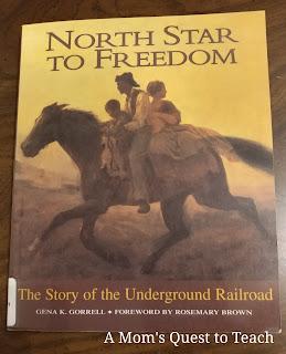 Civil War, Underground Railroad, Children's Boks