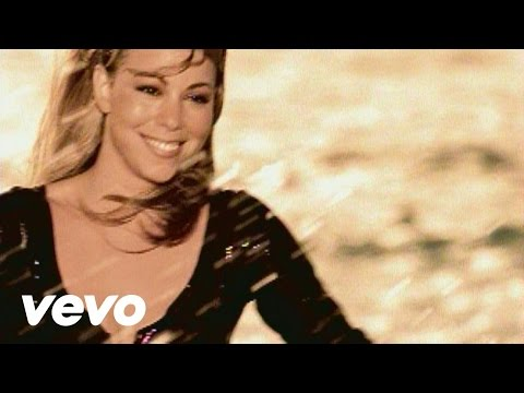 Ilustrasi Single Hits Mariah Carey 1997 Honey - Upayawan