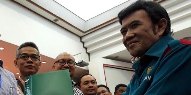 PTUN Tolak Gugatan Idaman, Rhoma Irama Tuding Ada Intervensi Wiranto
