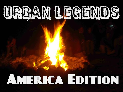 "5 INSANELY SCARY American Urban ""Legends"""
