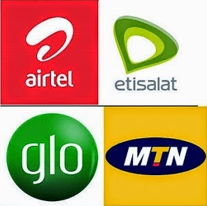 mtn Glo Etisalat airtel configuration message settings