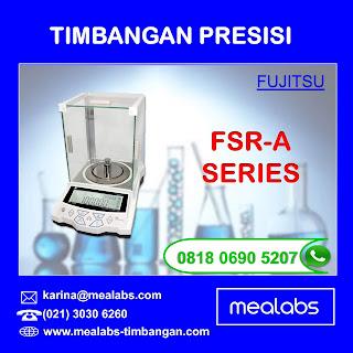 Precision Balance Fujitsu FSR-A Series