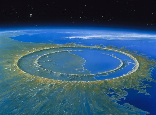 Moment of impact: A journey into the Chicxulub Crater