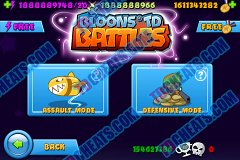 Bloons TD Battles Hack [iOS, Android] ~ Tower Defense Cheats