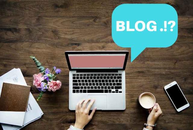 Alasan kenapa anda perlu membuat blog