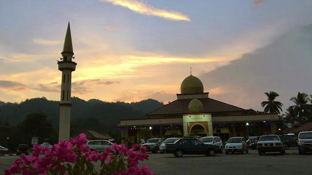 Masjid Kampung Sempam Baru, Eid-Adha Holiday
