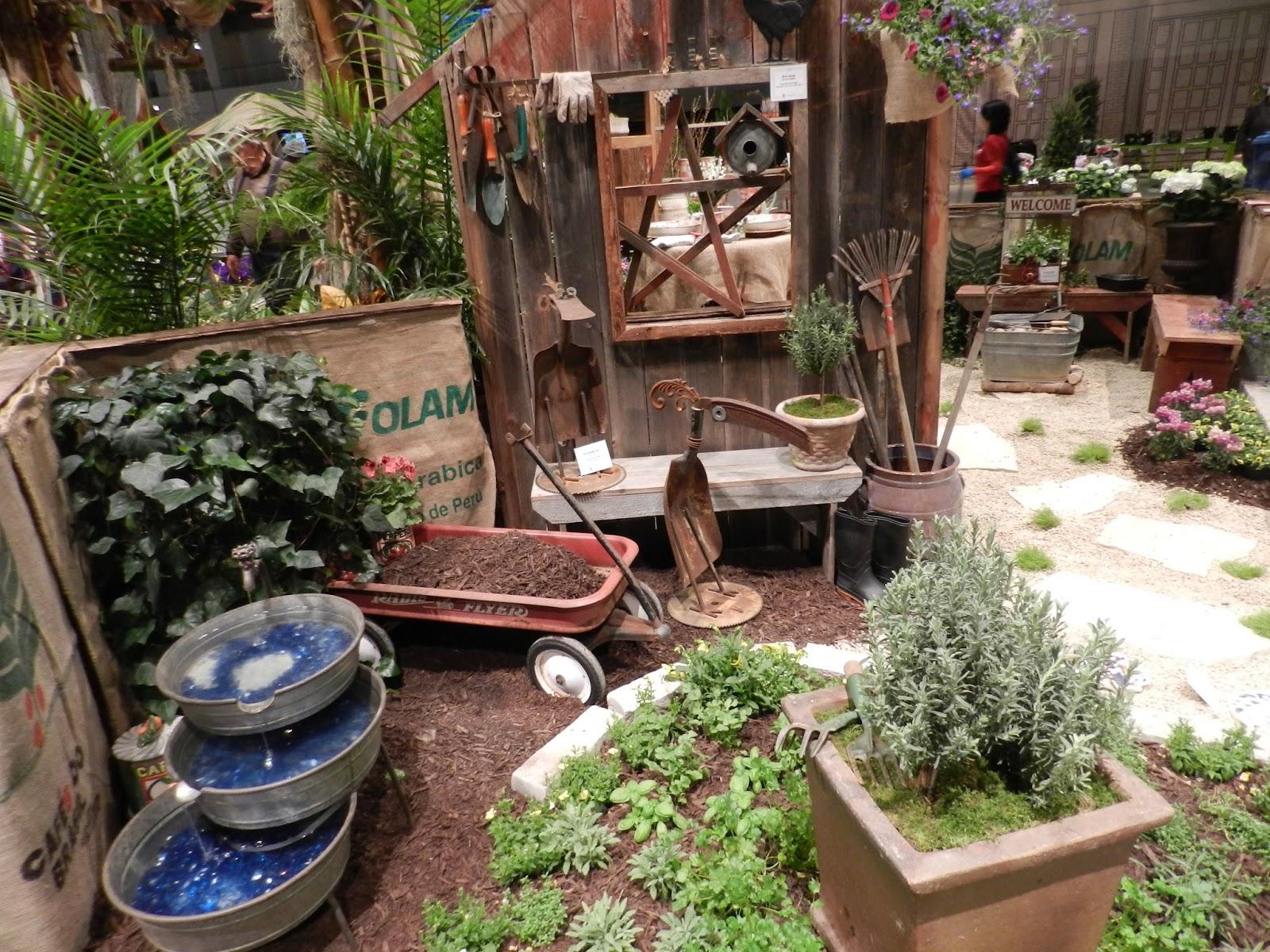 Prairie Rose\'s Garden: Springtime in Chicago