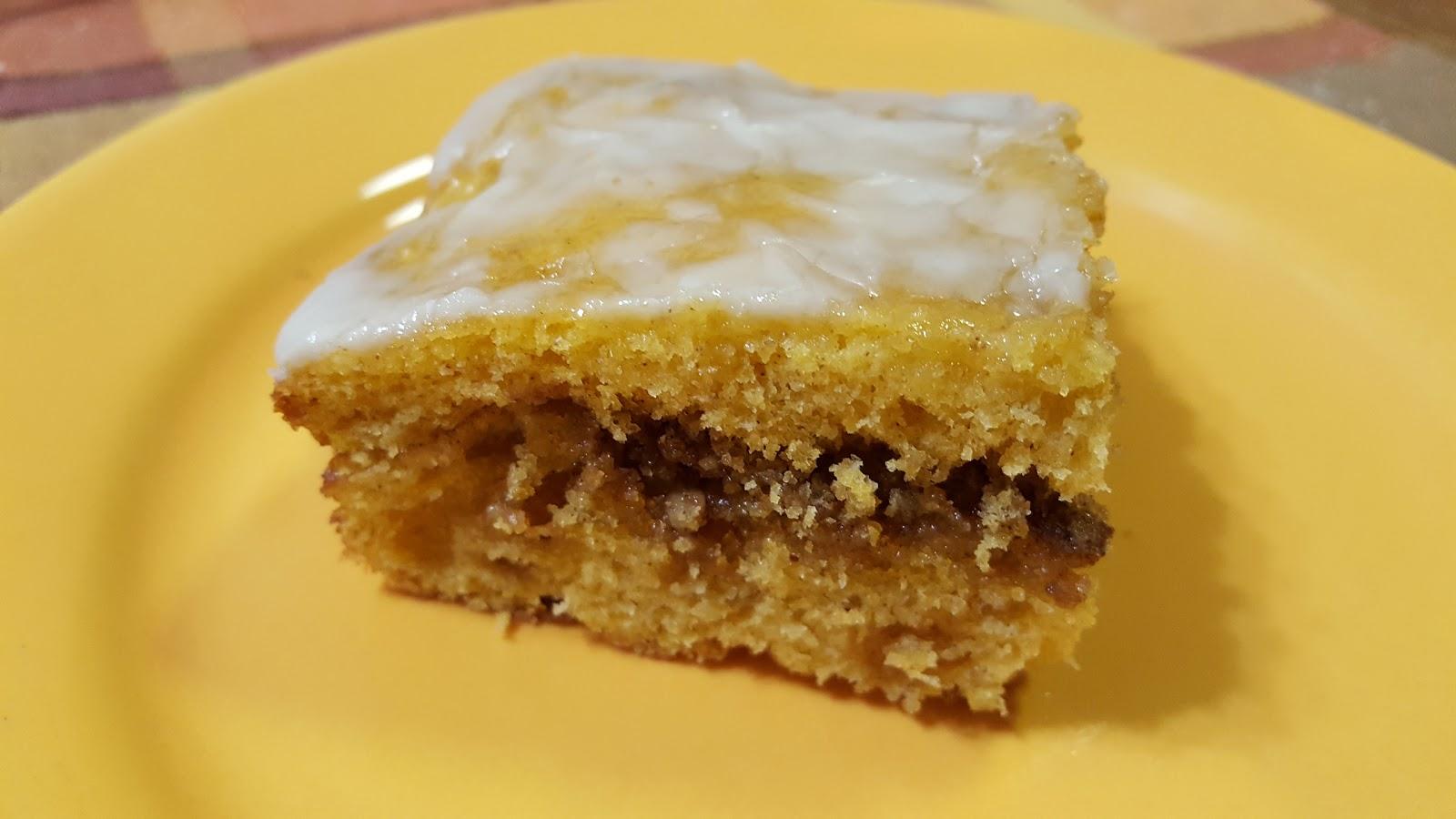Calories In Yellow Cake Mix Pumpkin