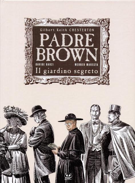 Padre Brown - Il giardino segreto