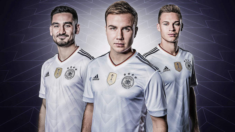 a400e31b67 Saiu a nova camisa da Alemanha para Copa das Confederações 2017