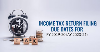 deadline for filing income tax