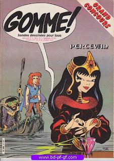Gomme!, numéro 4, 1982, Léturgie et Luguy