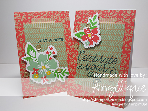 #DesignerTinofCardsProjectKit #DesignerTinofCards #ProjectKit #DapperDenim #CucumberCrush #FineTipGlue #Stempelkeuken http://stempelkeuken.blogspot.com/2016/10/stampin-up-international-project.html
