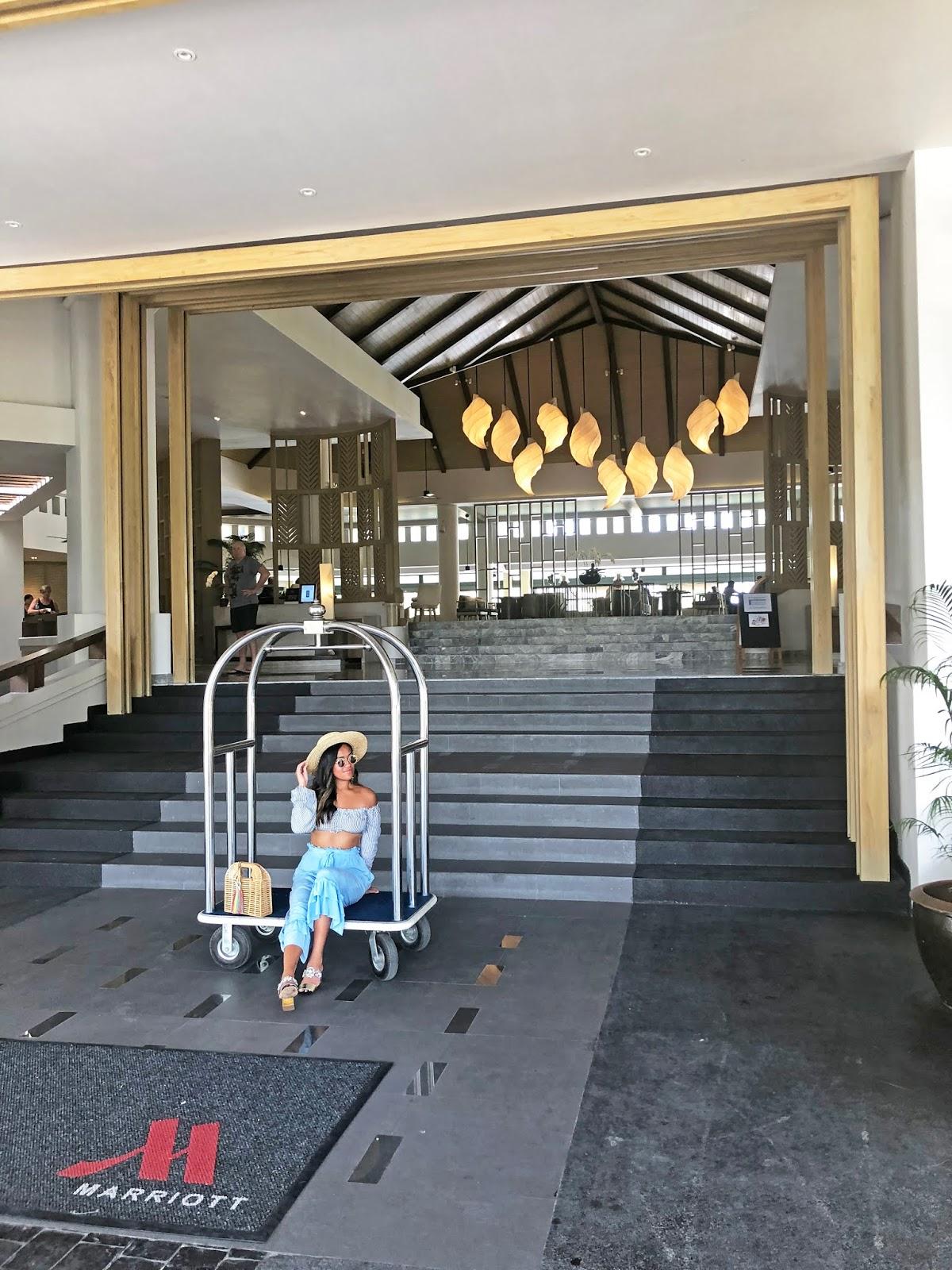phuket marriott lobby