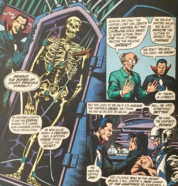 Chris is on Infinite Earths: Team Titans #1 (1992)