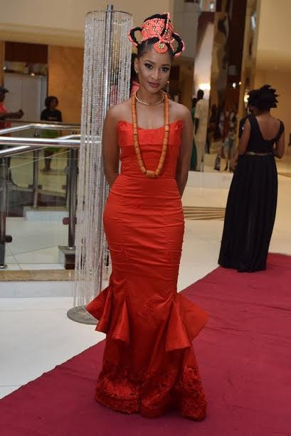 Rita Dominic, Adesua Etomi And Others Storm Emem Isong's Movie Premier