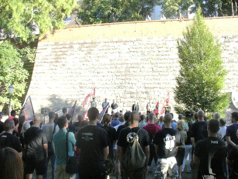 Revolt NS: Day of Freedom in Hungary